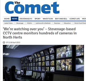 Comet Website